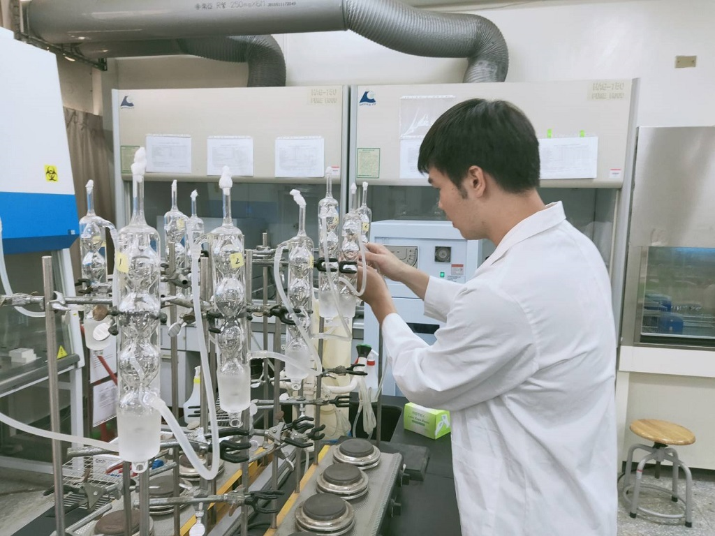 分析 技能 士 化学